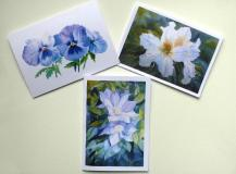 Flower Greeting cards 1