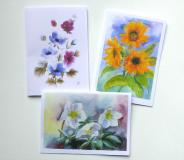 Flower Greeting cards 2